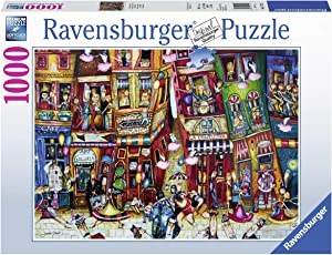 "Ravensburger When Pigs Fly 15275 1000 Piece Puzzle for Adults, Every Piece is Unique, Softclick Technology Means Pieces Fit Together Perfectly, Multicolor, 27"" x 20"""