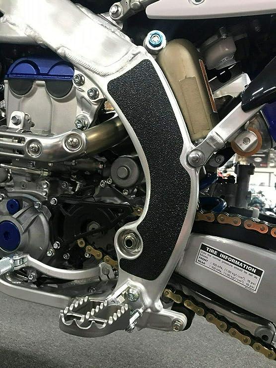 Core Grip Fits Yamaha YZ250F 2019-2020 4 Piece Set Frame Grip Tape Guards