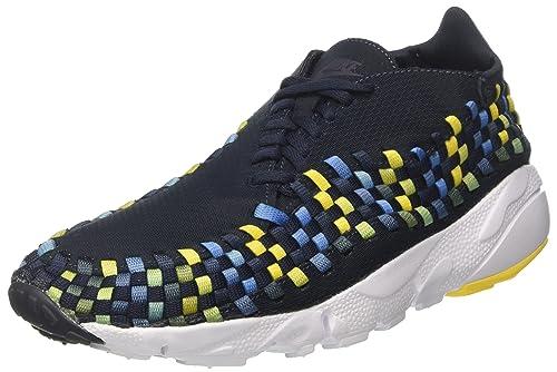 quality design 0addb 3cfe3 Nike Air Footscape Woven NM, Zapatillas de Gimnasia para Hombre Amazon.es  Zapatos y complementos