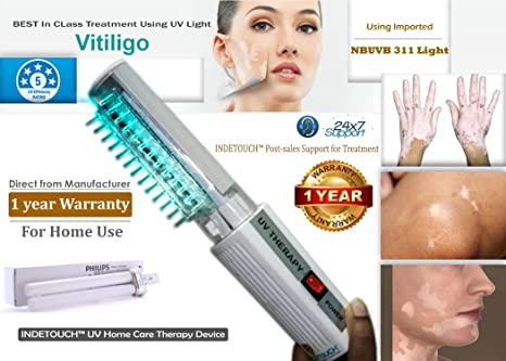 Indetouch Phototherapy Narrowband UVB Device