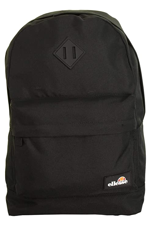 Mens Ellesse Rucksack Bag  Rolano  (Black)  Amazon.co.uk  Clothing 6416566d7f629
