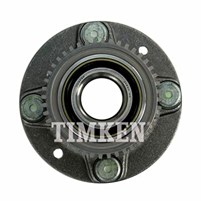 Timken 513155 Axle Bearing and Hub Assembly: Automotive