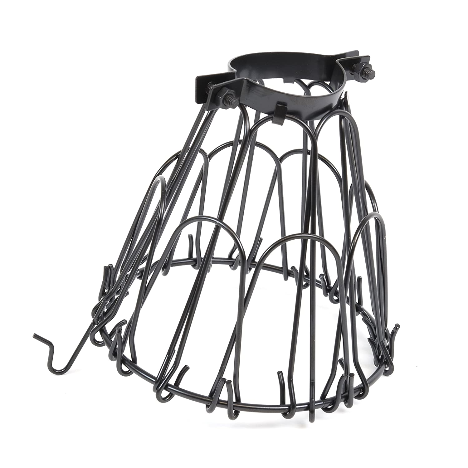 Rustic State Elegant Design Metal Wire Cage By Artifact For Tail Light Bulb Socket And Wiring Kit Moreover Diy Lighting Fixtures Wall Pendant Lamps With Adjustable Openings In Black
