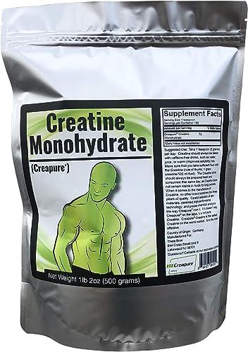 Creapure Creatine Monohydrate 500gm