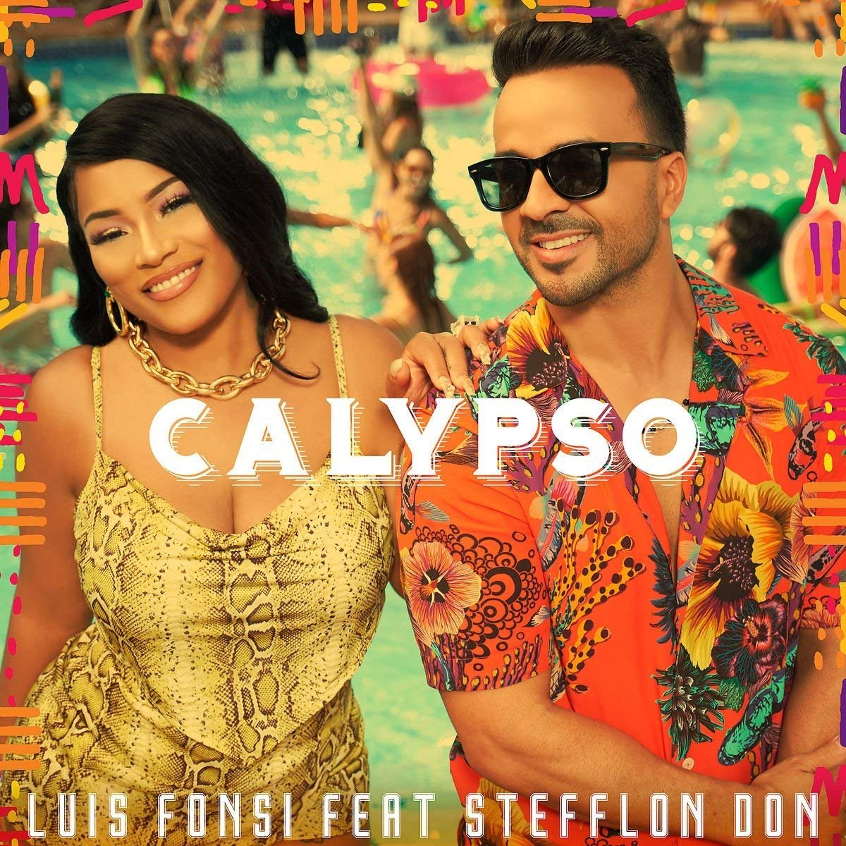 CΑLΥΡSΟ FEAT. STEFFLON DON. Estándar CD Sencillo (European Release)
