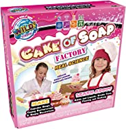 WILD! Science Cake of Soap Factory - Science Kits for Kids - STEM - Make Your Own Soap Experiments
