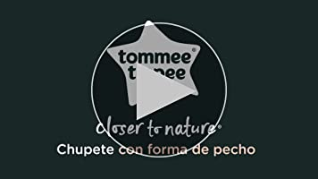 Tommee Tippee - Chupete con forma de pecho