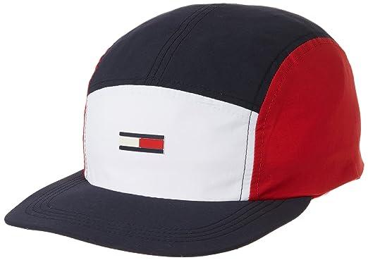 3233aa3c39ae5 Tommy Hilfiger Men s Five Panel Colour Block Baseball Cap