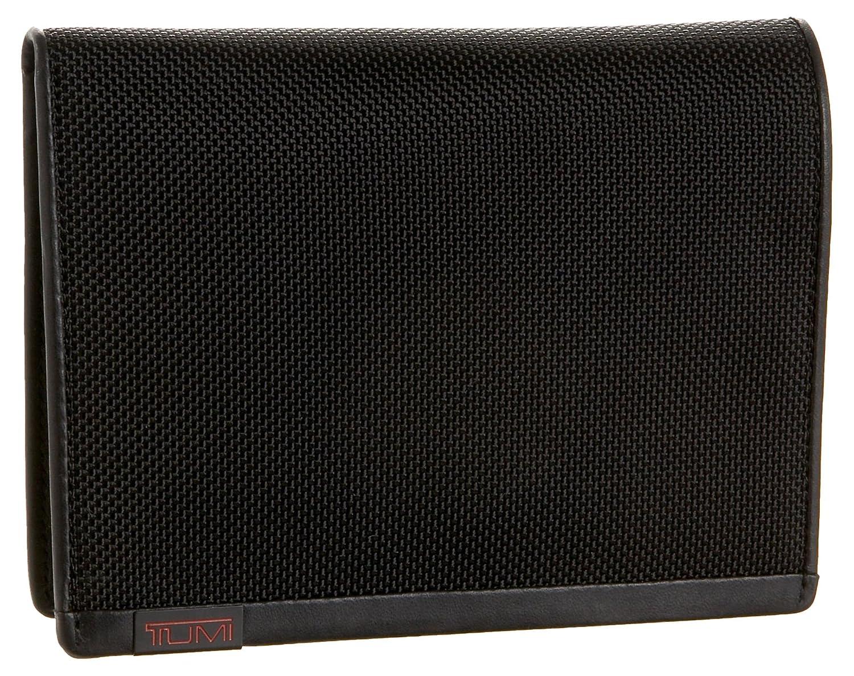Tumi Alpha Passport Case, Black, One Size 019271D