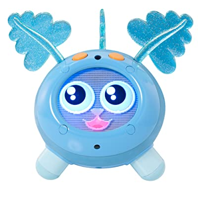 Fijit Friends Yippits Scooch Figure (Blue): Toys & Games