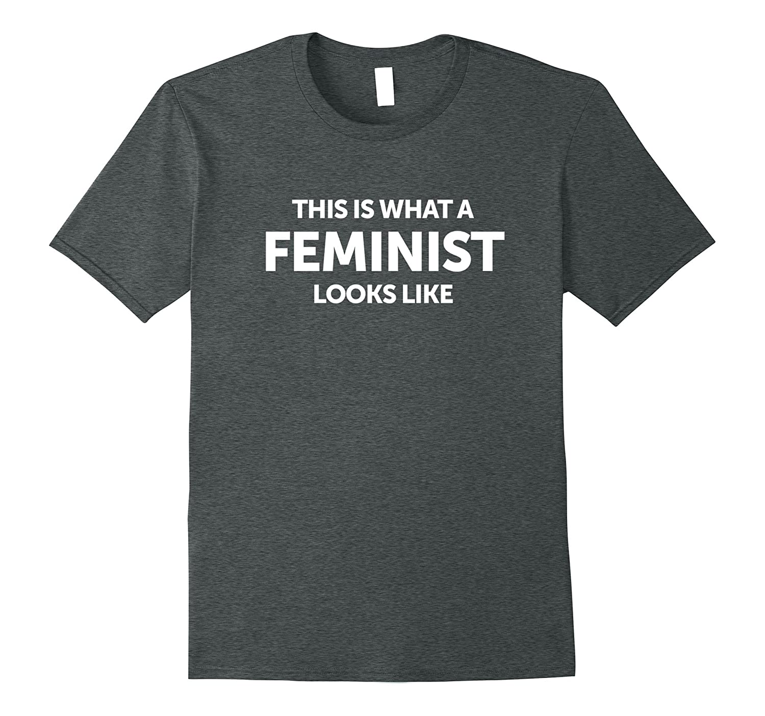 e3025fe9 This Is What A Feminist looks Like Feminism Womens T Shirt-ANZ ...