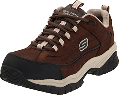 skechers safety toe work shoes