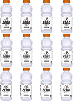 12-Pack Gatorade Zero Sugar Thirst Quencher Glacier Cherry, 20 Fl Oz