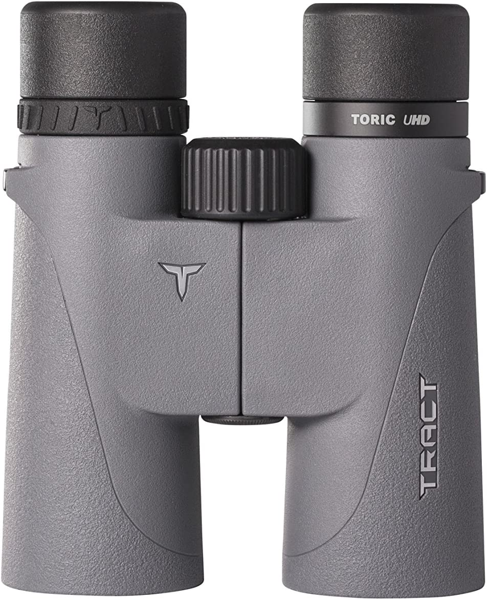 TRACT TORIC 8×42 UHD Binocular – Featuring Schott HT Glass for Superior Low-Light Performance and Edge-to-Edge Sharpness. Provides Excellent Eye Relief and a Wide Field of View.