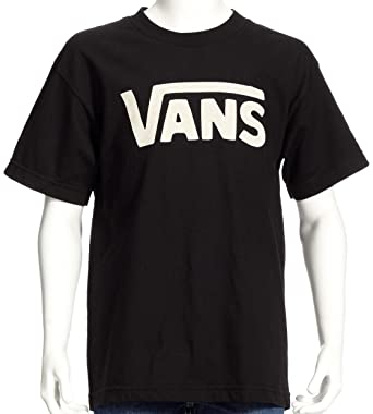 ac099d100 Vans Classic Boys T-Shirt: Vans: Amazon.co.uk: Clothing