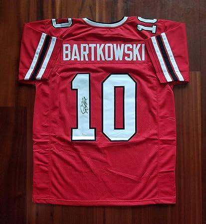 41f5c5308 Steve Bartkowski Signed Jersey - JSA Certified - Autographed NFL Jerseys