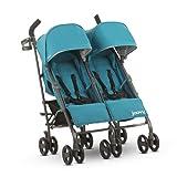 Amazon Price History for:JOOVY Twin Groove Ultralight Umbrella Stroller, Turquoise