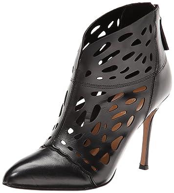 Black Nine West Womens Boots Darenne