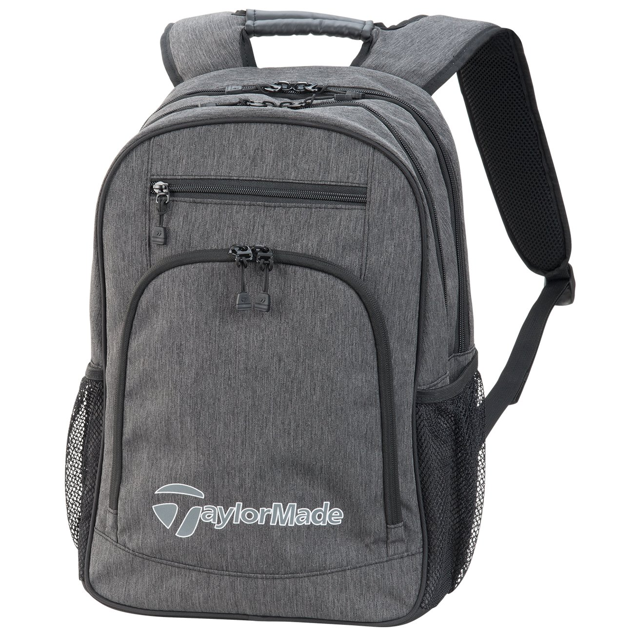 Amazon.com: TaylorMade Golf 2018 Mens Classic Backpack Sports Bag / Gym Bag / Laptop Bag Grey/Black: Sports & Outdoors