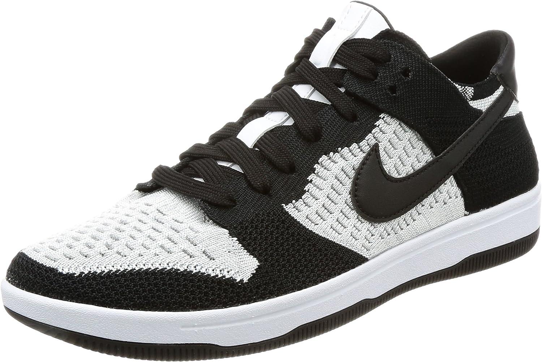 Nike Men s Dunk Flyknit Ankle-High Basketball Shoe