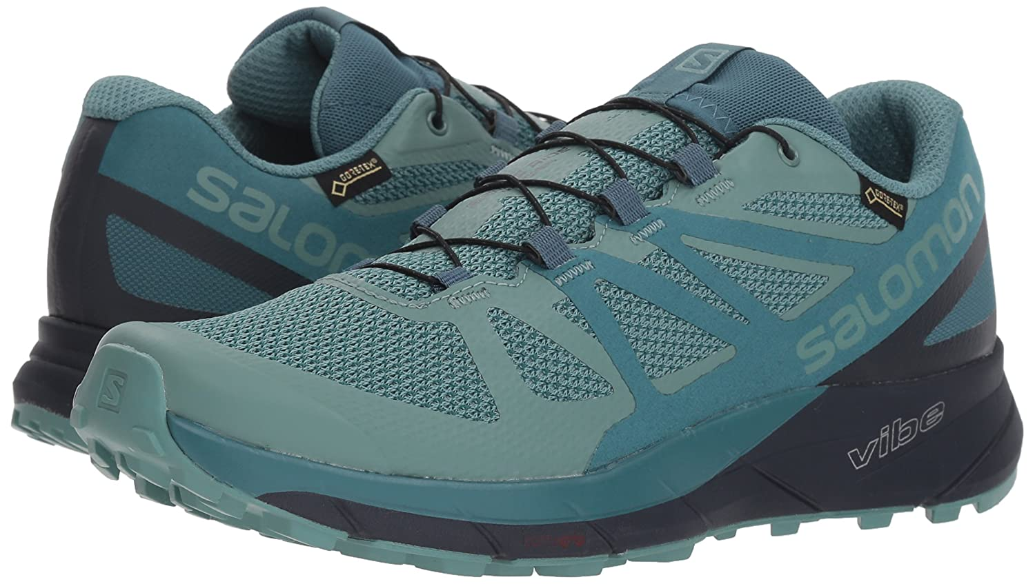 Salomon Sense Ride Gore TEX Invisible Fit Women's Trail Laufschuhe AW18