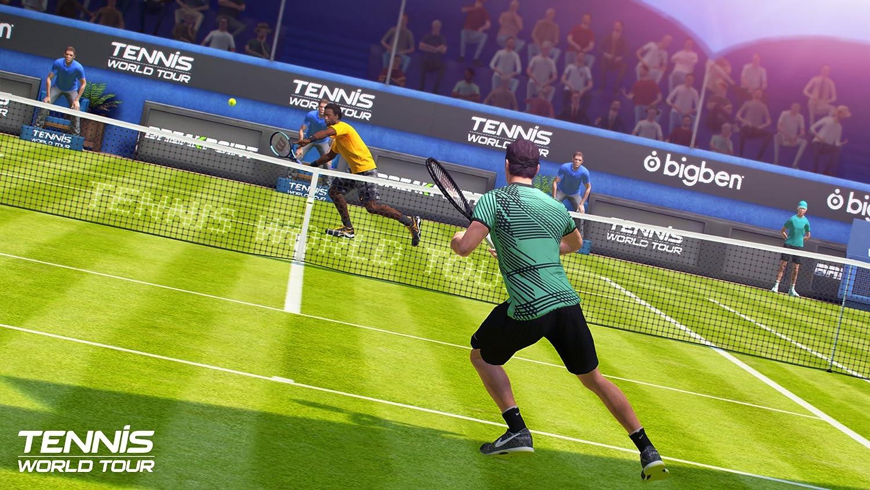 Tennis World Tour [Importación alemana]: Amazon.es: Videojuegos