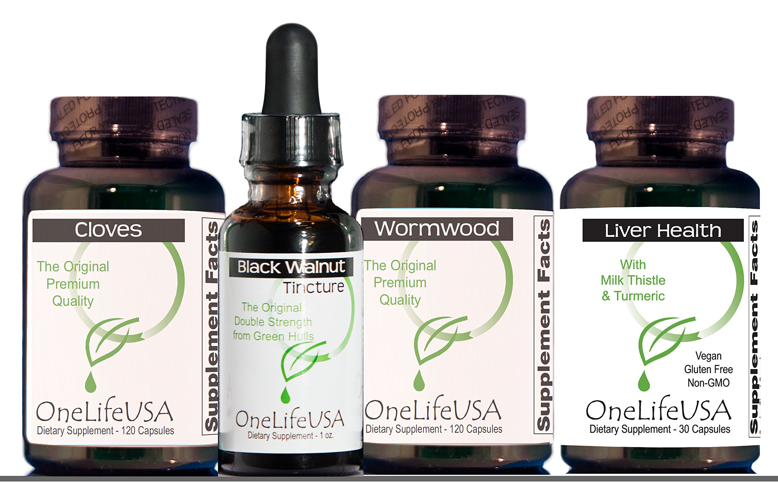 Original Para Kit Plus Liver Health. Non-GMO