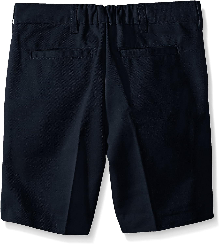 Boys George School Uniform Flat Front Shorts 14