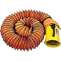 Mophorn Ventilador de Ventilación Portátil 8 Pulgadas