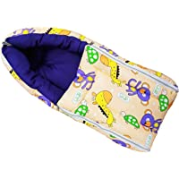 MOM & SON 2 in 1 Baby's Sleeping and Carry Bag (0-7 Months)