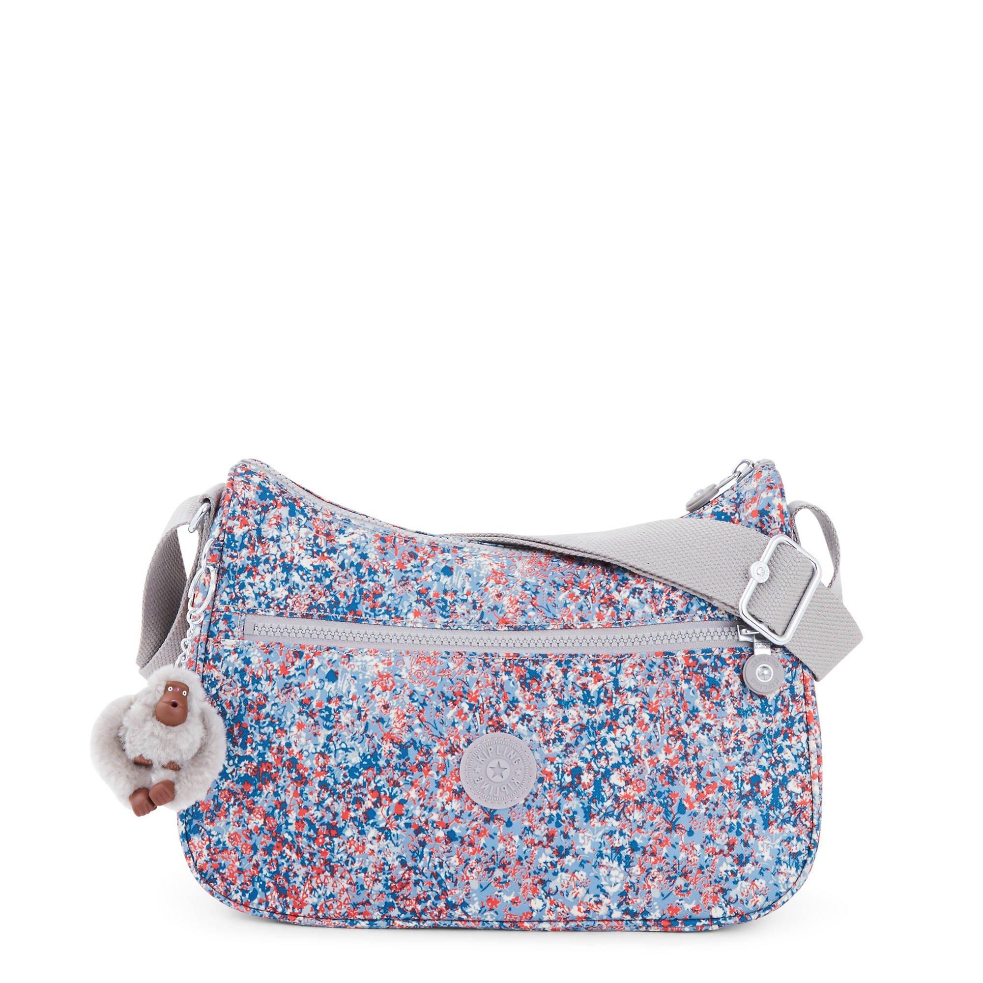 Kipling Women's Sally Printed Handbag One Size Fainted Floral