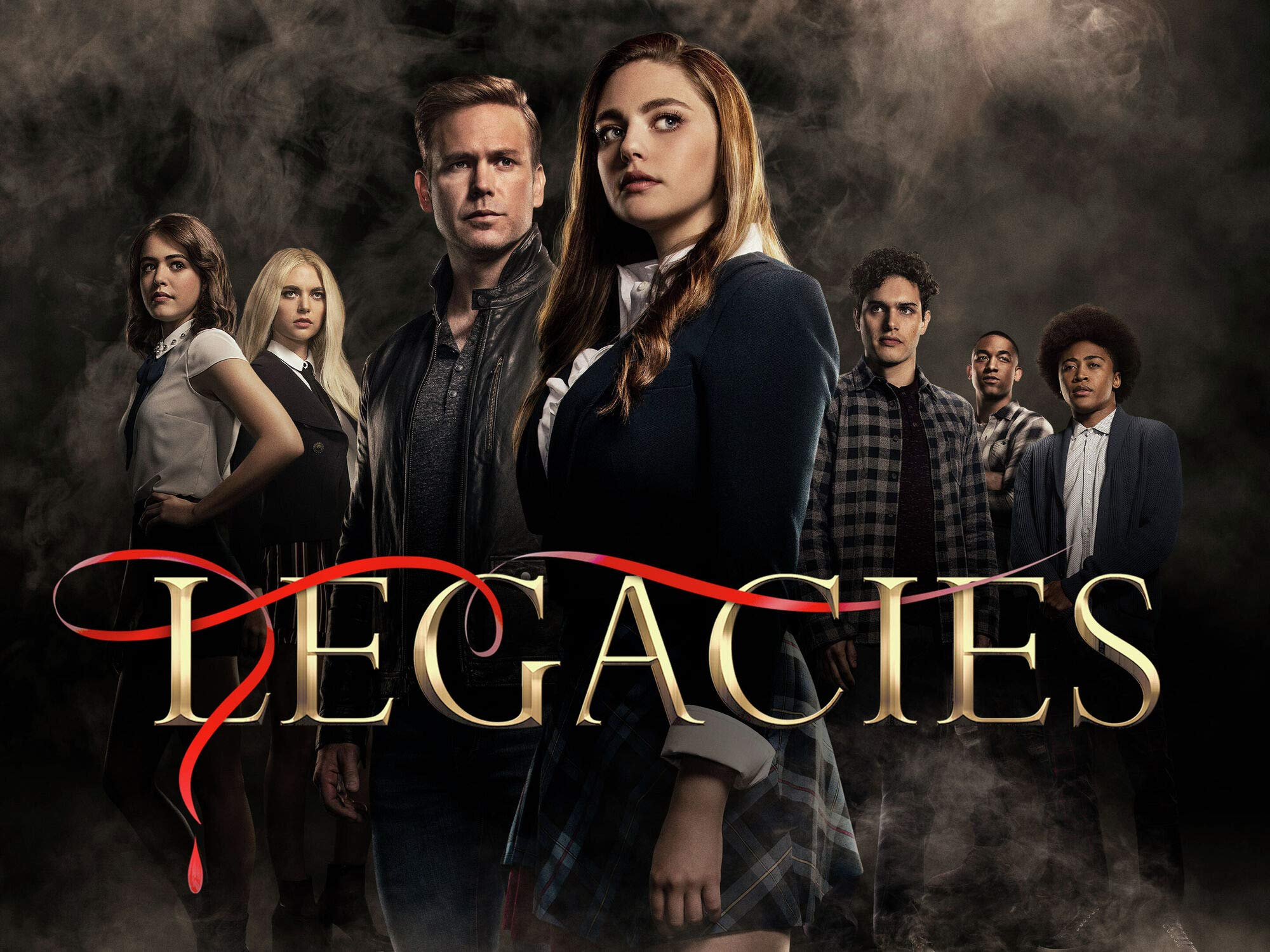 Watch Legacies Season 2 Prime Video