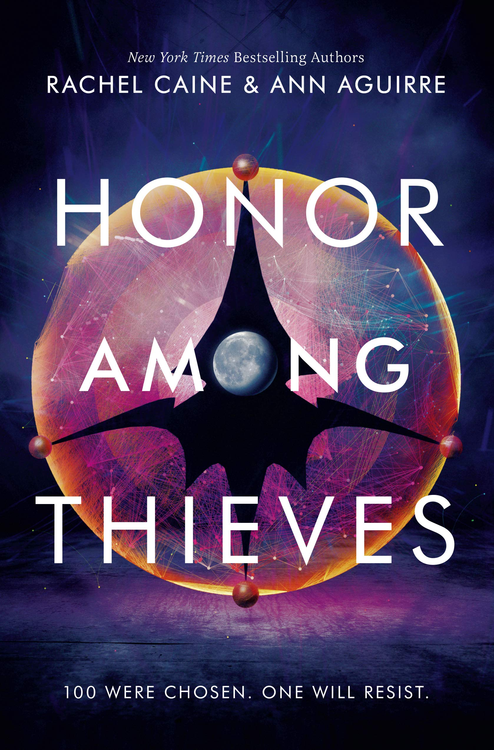 Amazon.com: Honor Among Thieves (Honors) (9780062570994): Caine ...