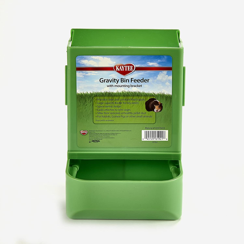 supplies new product chinchillas bin blue hay animal guinea small rabbit feeder pig food