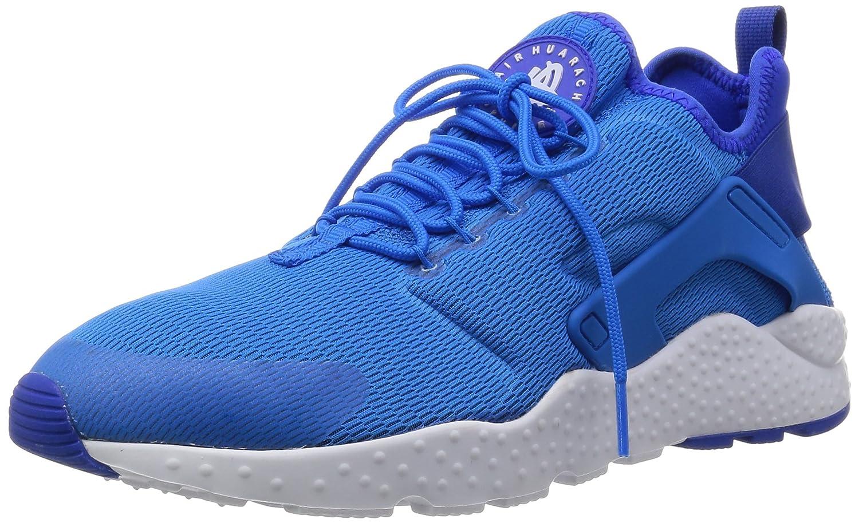 NIKE Women's Air Huarache Run Ultra Running Shoe B001GUNA2S 7 B(M) US Blue