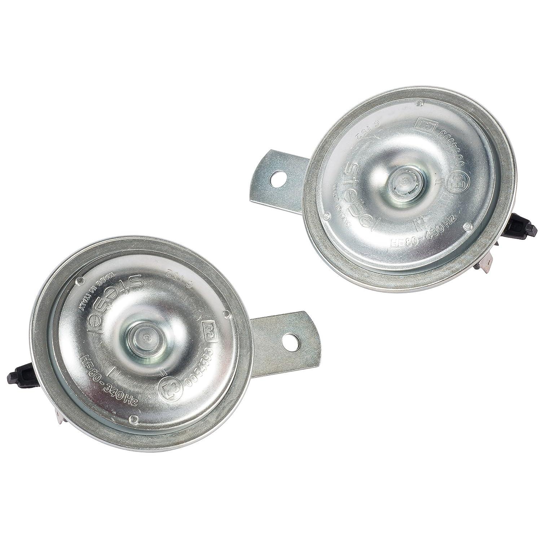 Stebel HF80/2 12V elektromagnetisches Doppel / Hupe HF8/2 12V