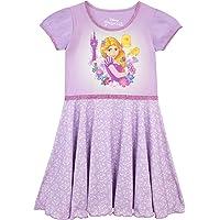 Disney Camisón para niñas [Rapunzel] [Púrpura] [6-7 años]