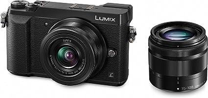 Panasonic Lumix G Dmc Gx80wegk Systemkamera Kamera