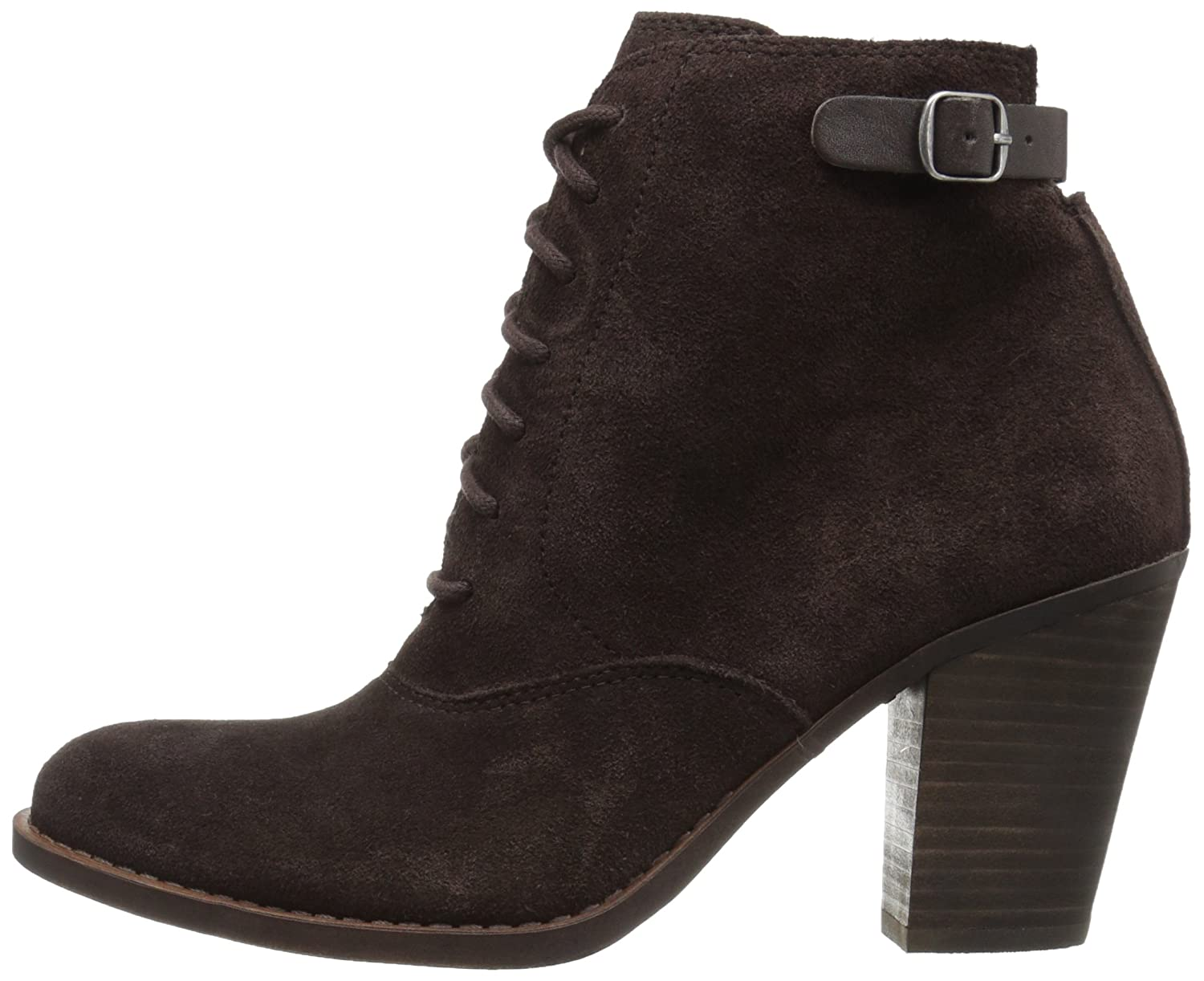 Lucky Brand Women's 7.5 Echoh Ankle Bootie B01FXC2A7K 7.5 Women's B(M) US|Java 2c5604