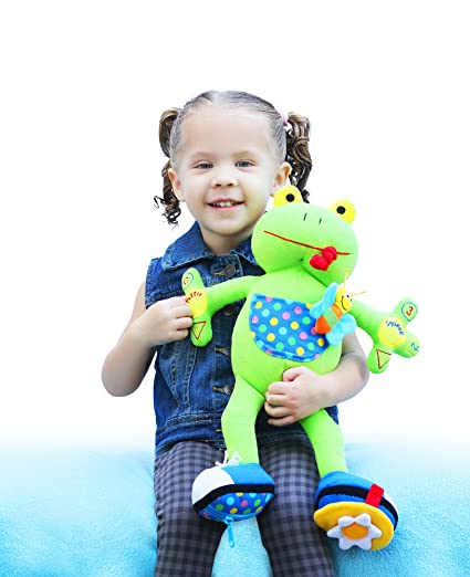 6d313fd9d Buy My PAL Jumper the Frog Activity Toy - Best Educational Toy for ...
