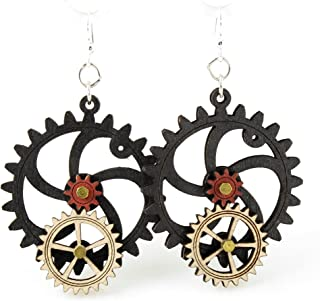 product image for Kinetic Gear Earring 1B