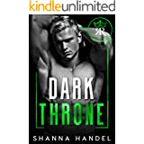 Dark Throne: An Enemies to Lovers Arranged Marriage Romance (Russo Royals Book 2)