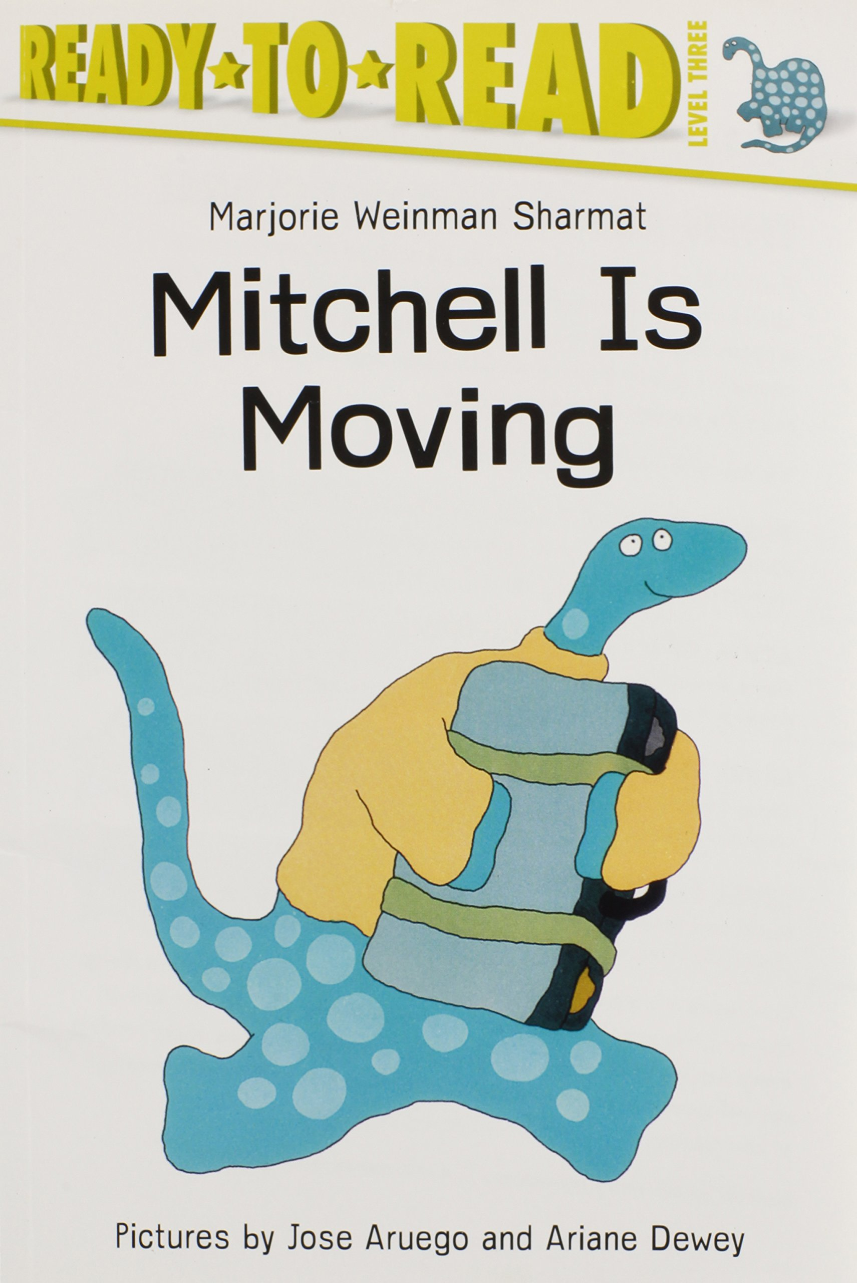 Mitchell Is Moving (1 Paperback/1 CD) (Ready-to-read: Level 3)