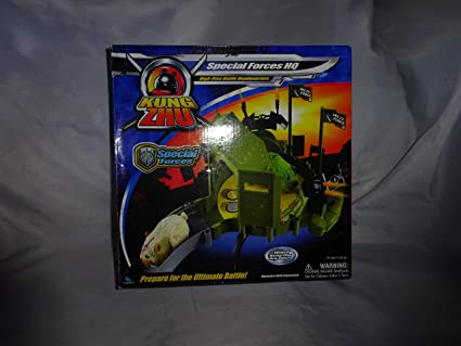 Zhu Zhu Pets Kung Zhu Special Forces HQ Play Station