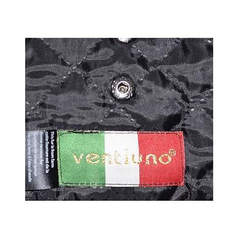 Cuello Ventiuno forro auténtico rojo/blanca talla Maximum – doudoune Ventiuno, forro, chaqueta