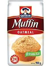 Quaker Muffin Mix Oatmeal (Pack of 12)
