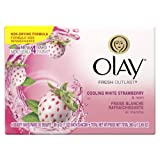 Amazon Price History for:Olay Fresh Outlast Cooling White Strawberry and Mint Beauty Bar, 4 Count, Packaging May Vary