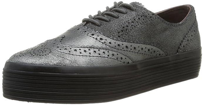 Vector, Chaussures de ville femme - Noir (Powder Black), 39 EUUrban Walk