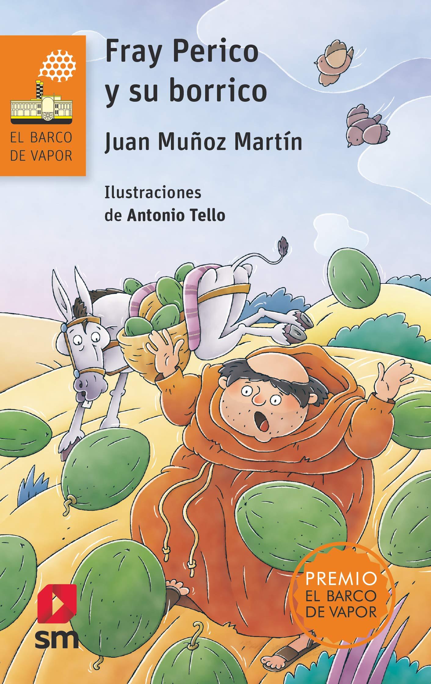 Fray Perico Y Su Borrico Muñoz Martín Juan 9788467589283 Books Amazon Ca