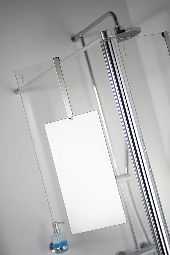 Haceka Selection Espejo, Metal, Gris, 2.99x25.35x79.82 cm: Amazon ...